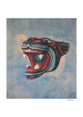 Balam Jaguar illustration