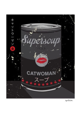 Catwoman - Supersoup Series