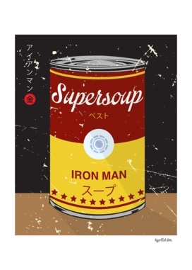 Iron man - Supersoup Series
