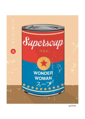 Wonder Woman - Supersoup Series