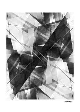 Shift - Geometric Abstract Art