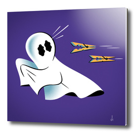 A Fearful Phantom (Purple)