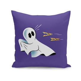 A Fearful Phantom (Purple)