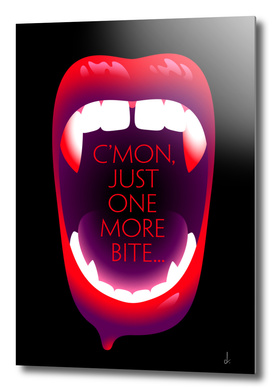 One More Bite (Black)