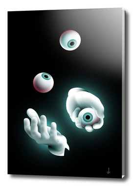 Eyeball Juggler