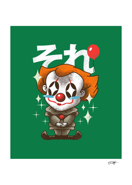 Kawaii Clown