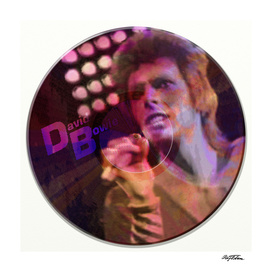 LP series 'David Bowie'