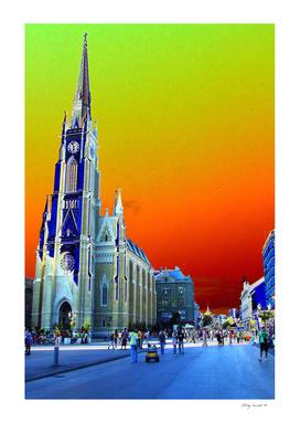 Novi Sad digital by Banstolac 014_2 - Crkva imena Marijinog