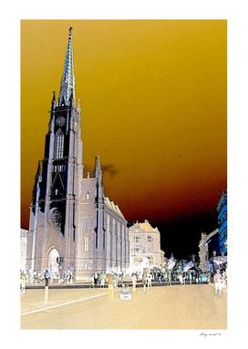 Novi Sad digital by Banstolac 014_5 - Crkva imena Marijinog