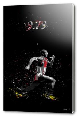 Sports Moments  - 9.79