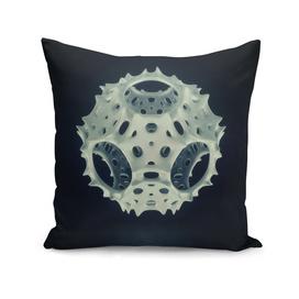 Icosahedron bloom