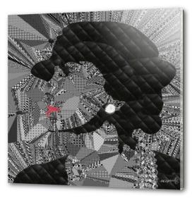 Generative Portraits - Coco Chanel