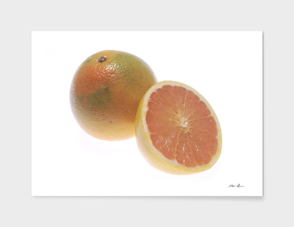 Florida Grapefruit Photograph