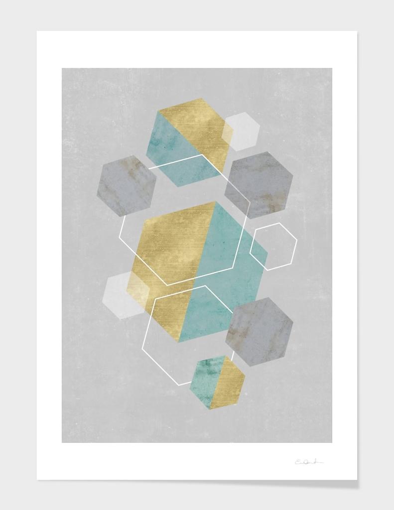 Exagonal Concrete