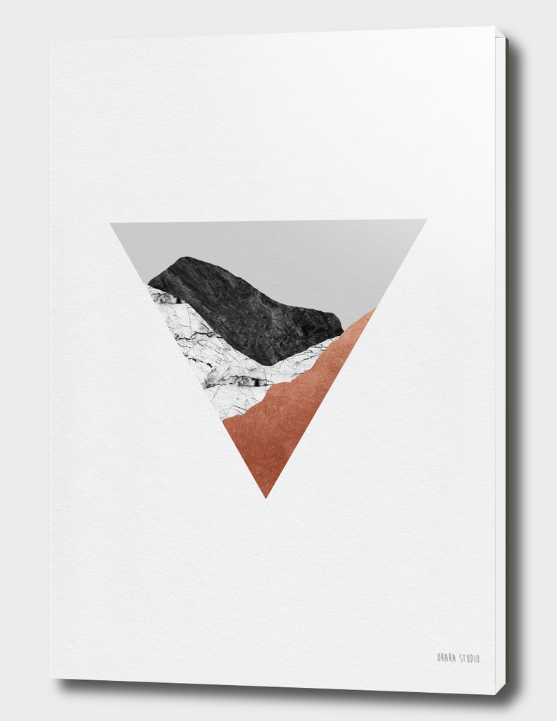 Copper Geometric II