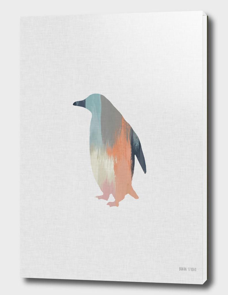 Pastel Penguin
