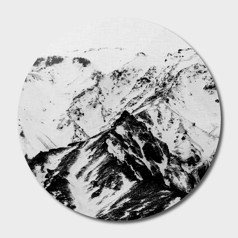 Minimalist Mountains