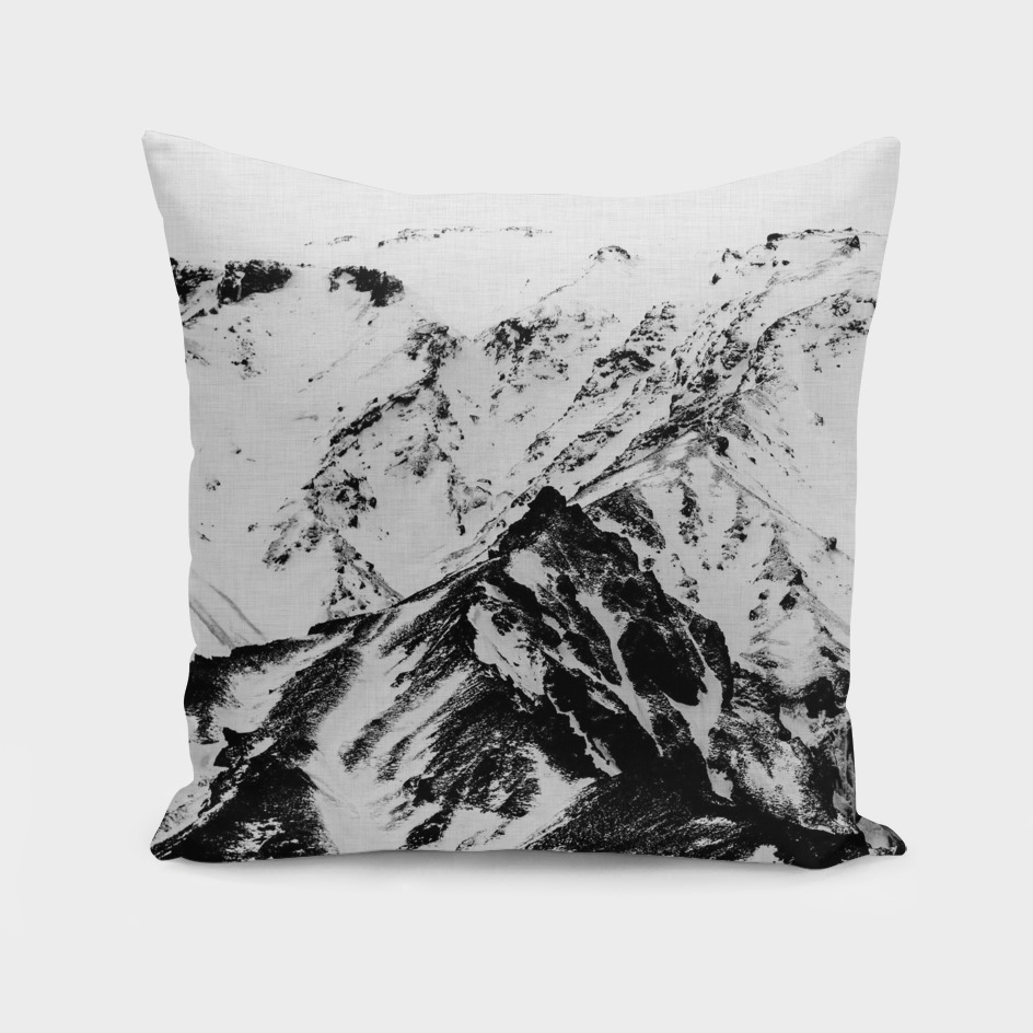Minimalist Mountains
