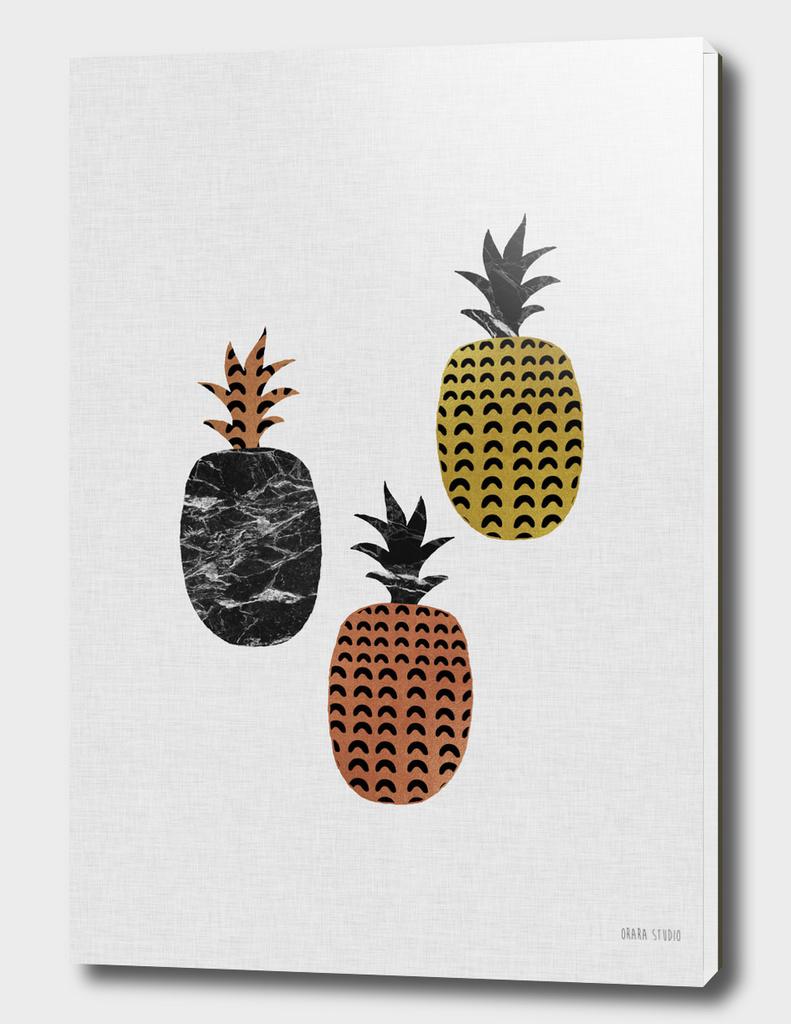 Scandinavian Pineapples