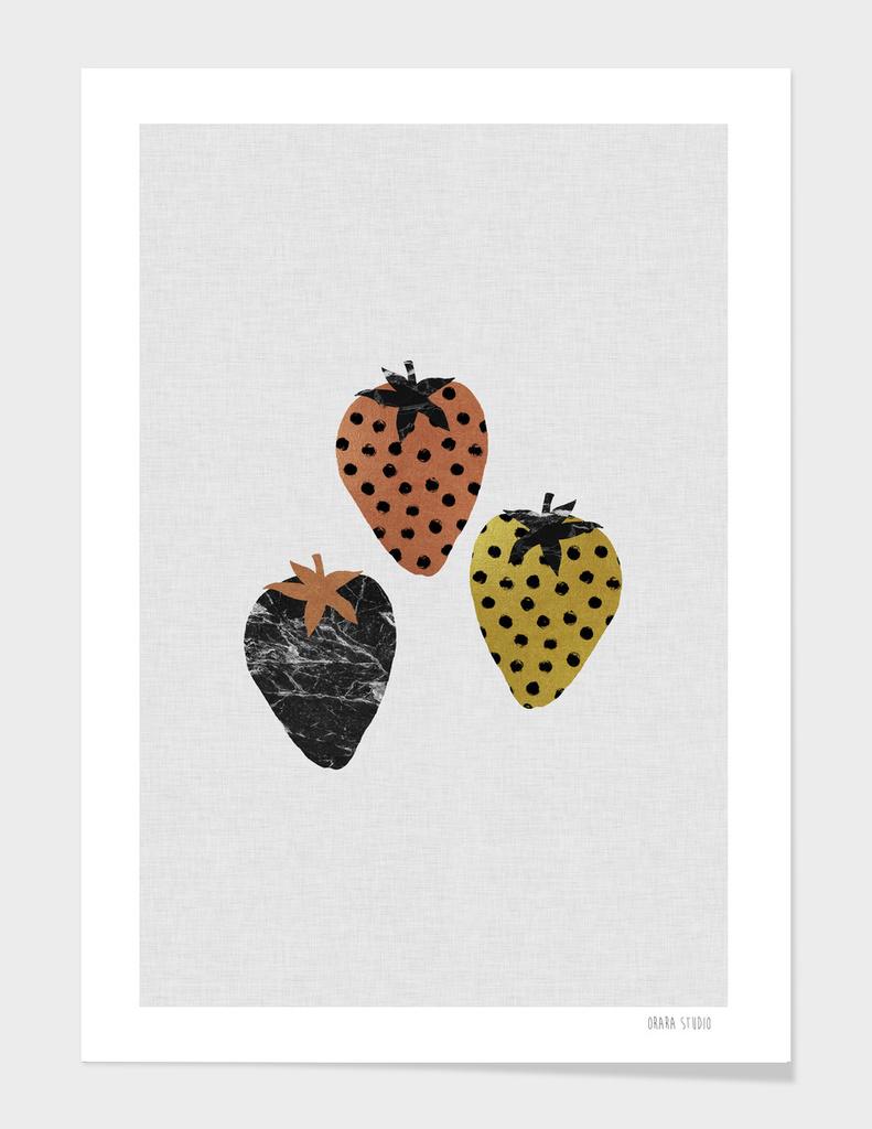 Scandinavian Strawberries