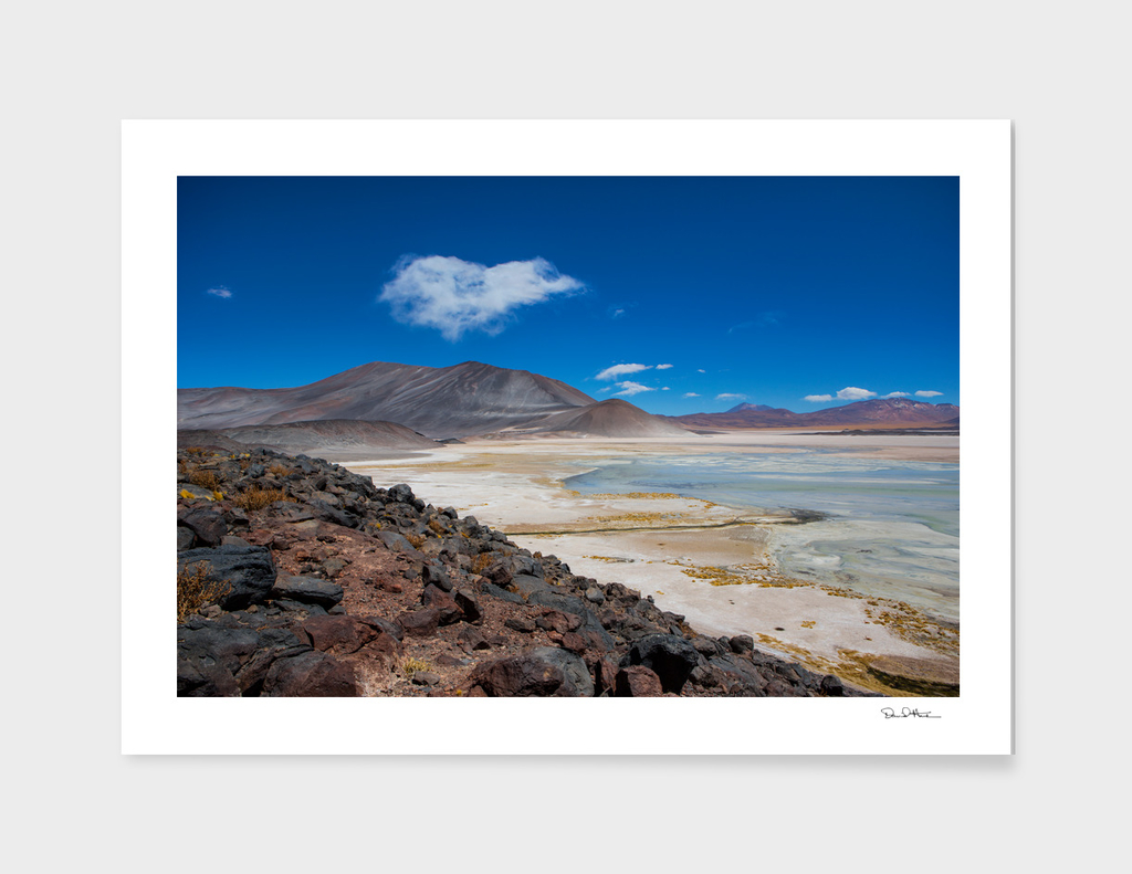 Atacama Salt lake