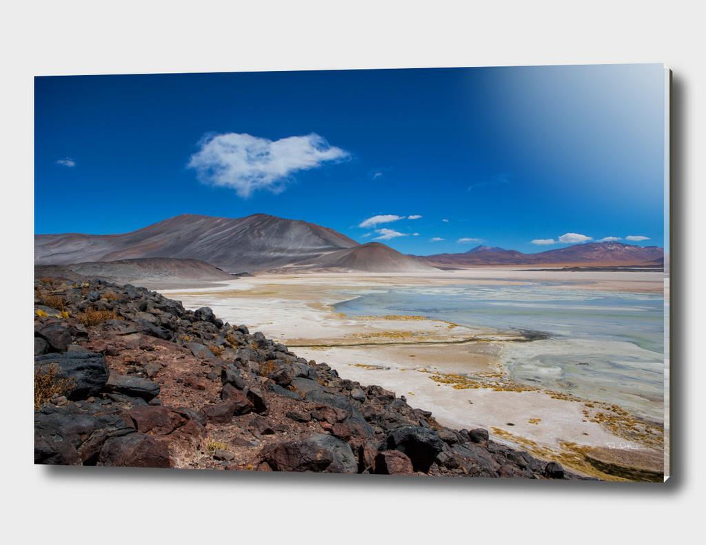 Atacama Salt lake