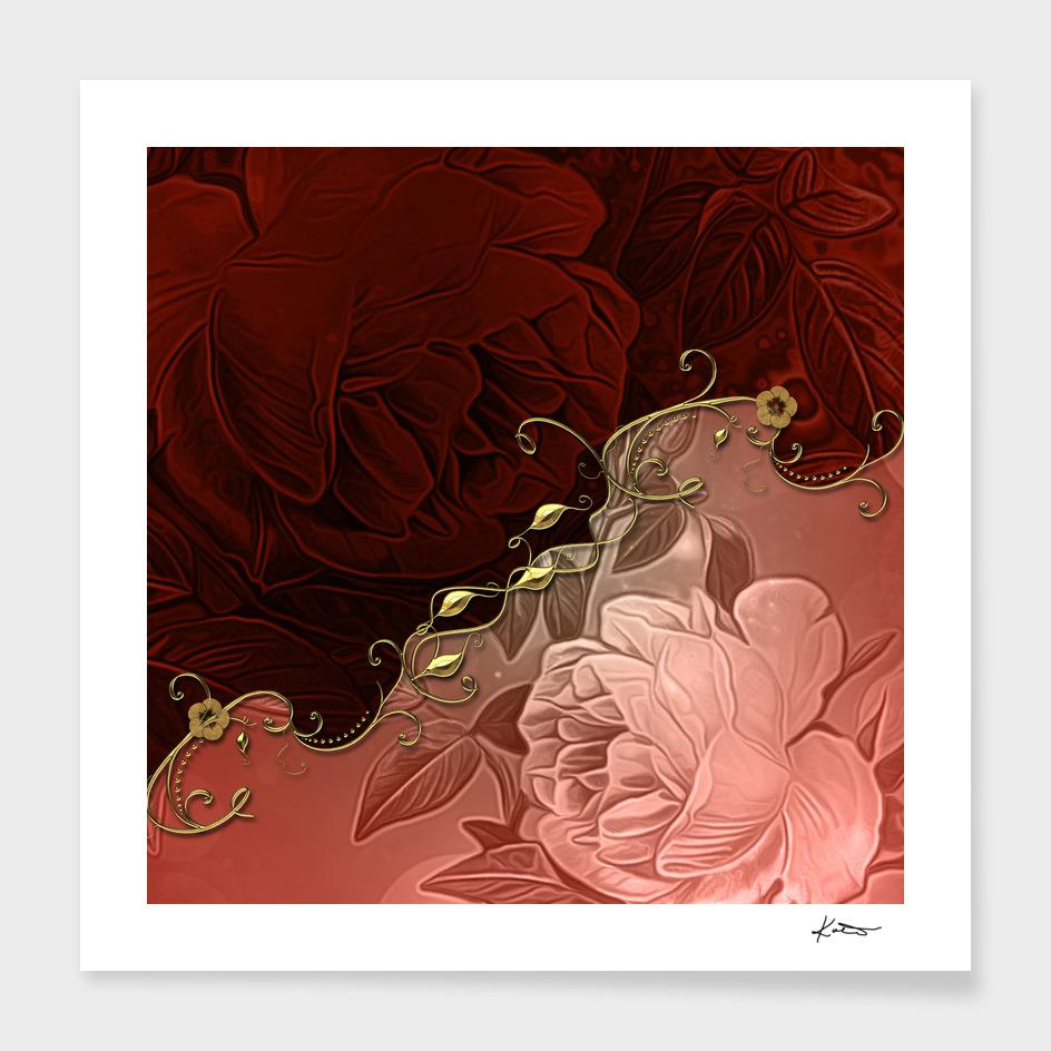 Wonderful floral design