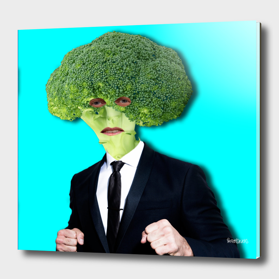 Broccoli Man