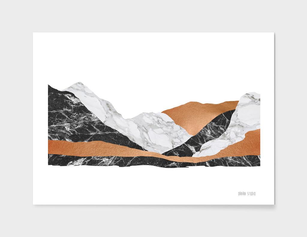 Marble Landscape I