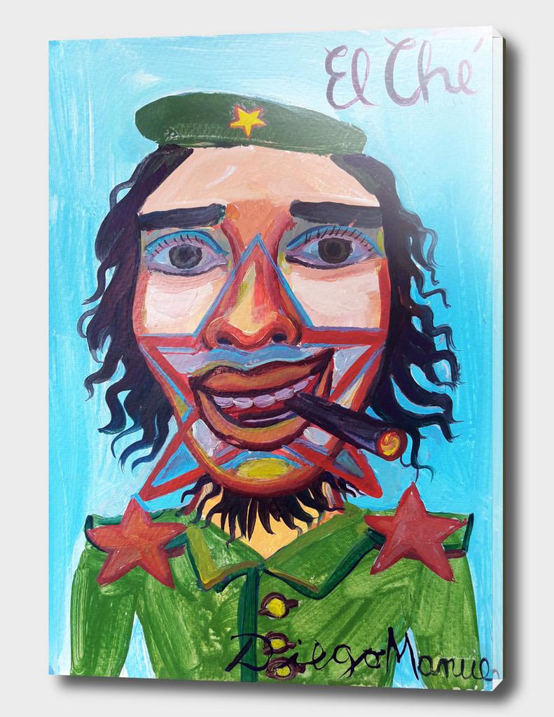 Che Guevara Estrella 4