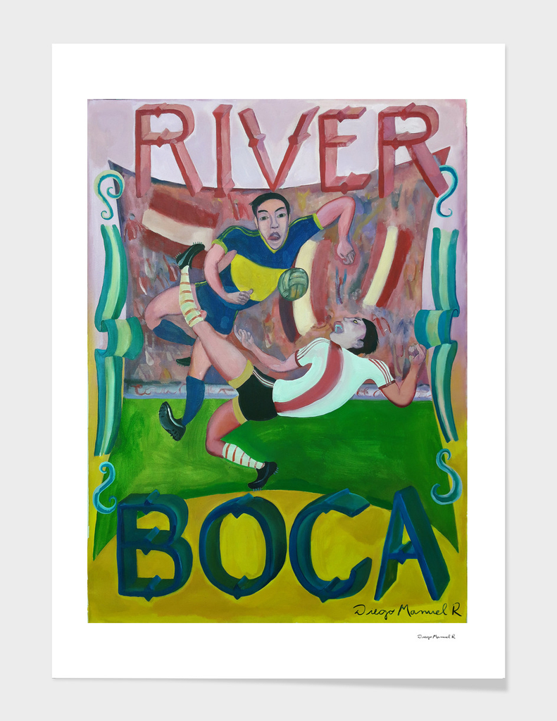 River Boca 2