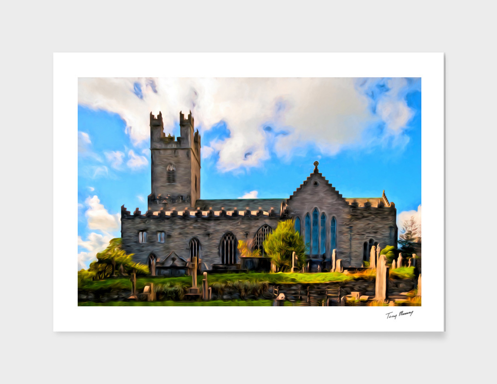 St. Mary's Cathedral Limerick curioos
