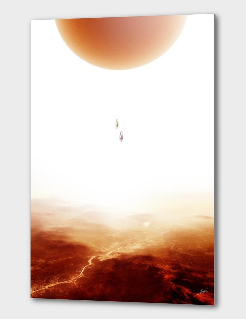 Mars Diving