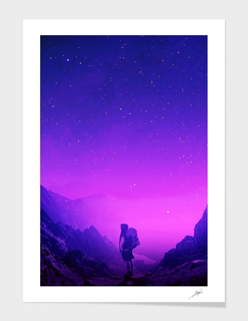 Purple Wander