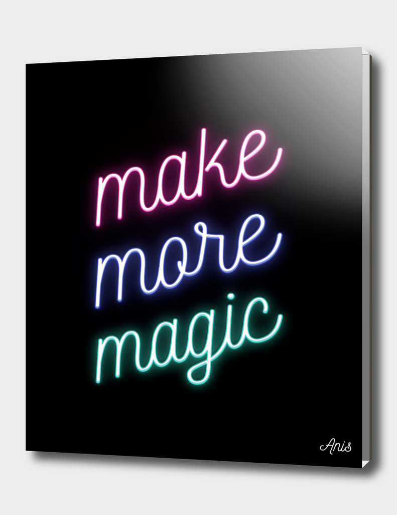 Make More Magic