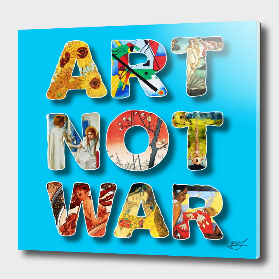 Cool Art Not War Famous Artists For Peace