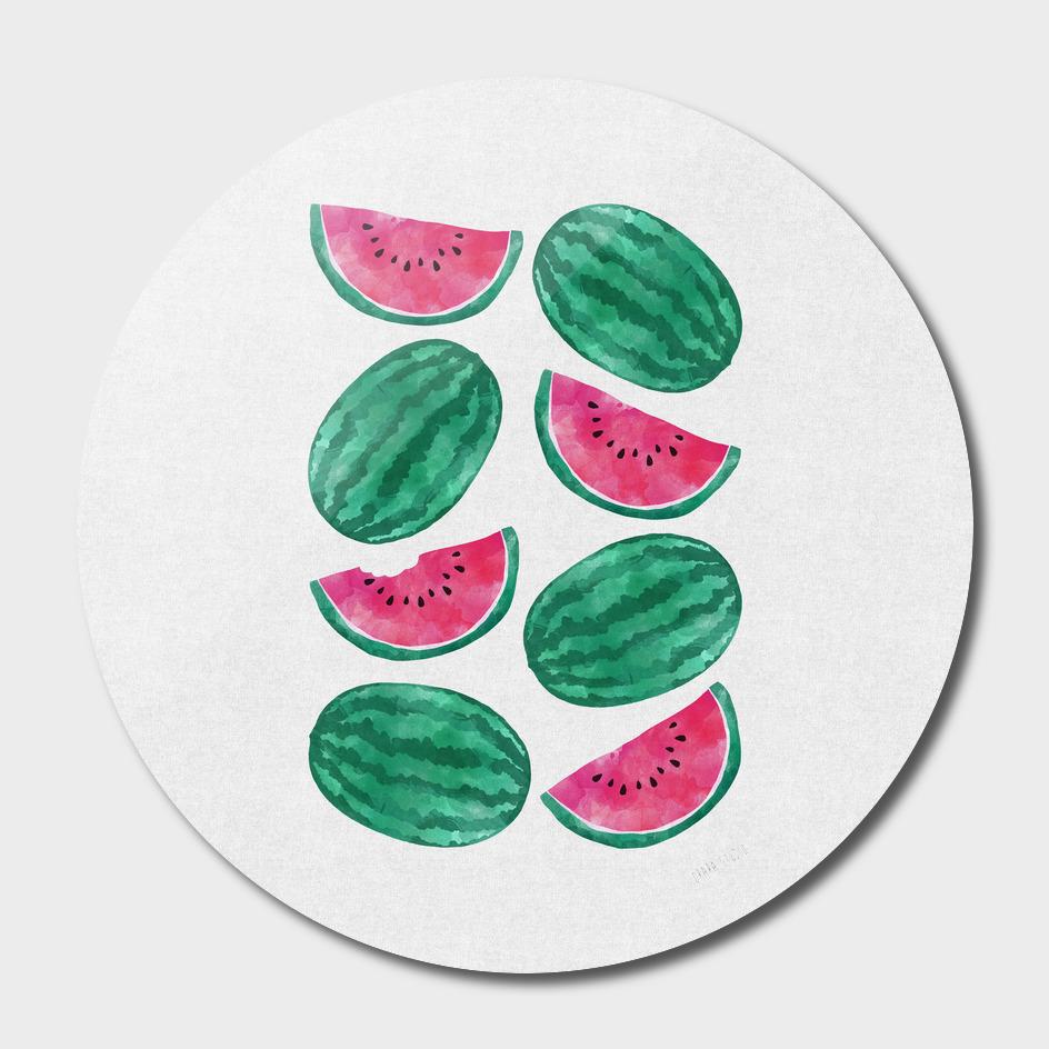 Watermelon Crowd