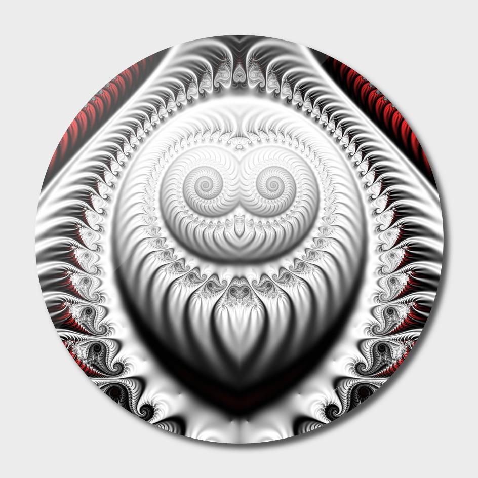 Alien fractal