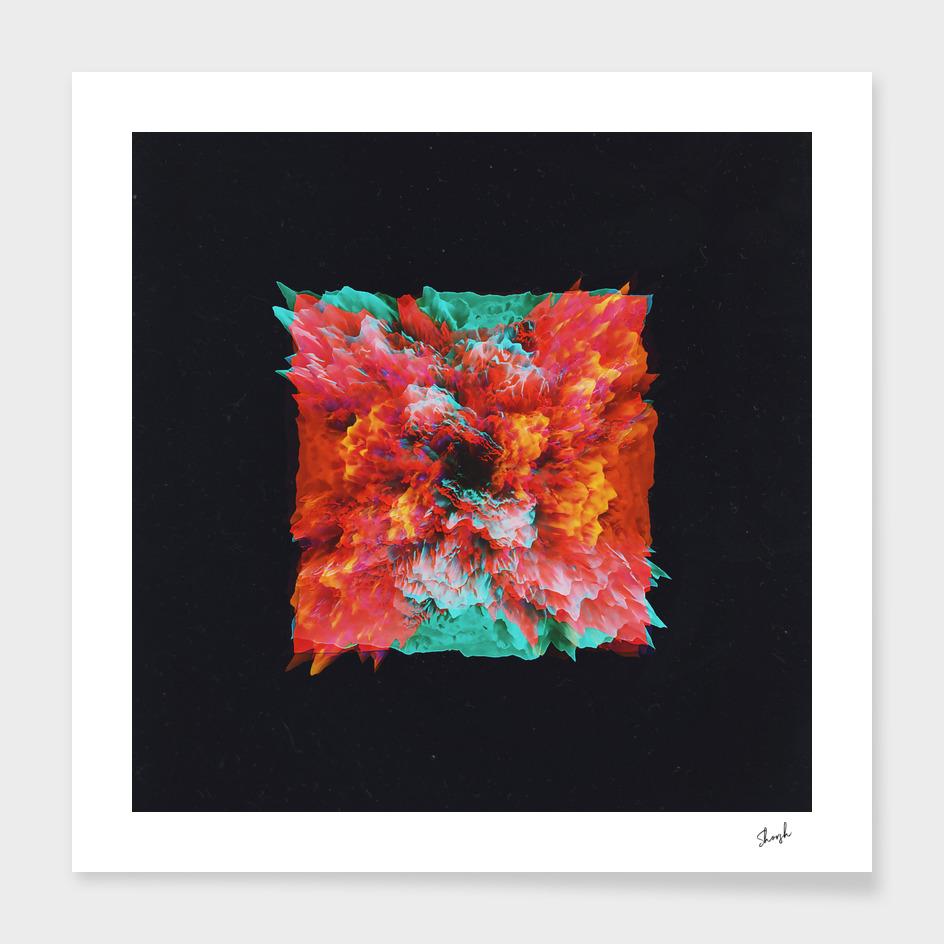Plasma - Society6 tapestry - blanket