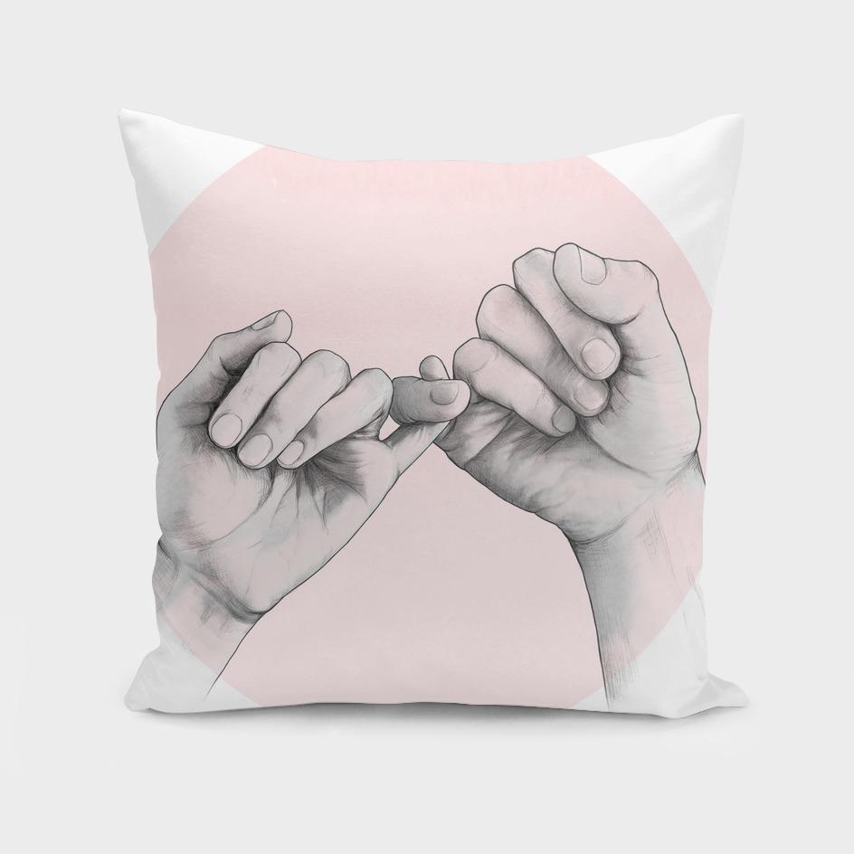 Hand Study // Pinky Swear