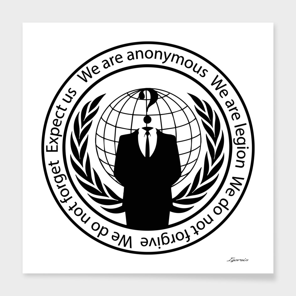 Anonymous seal