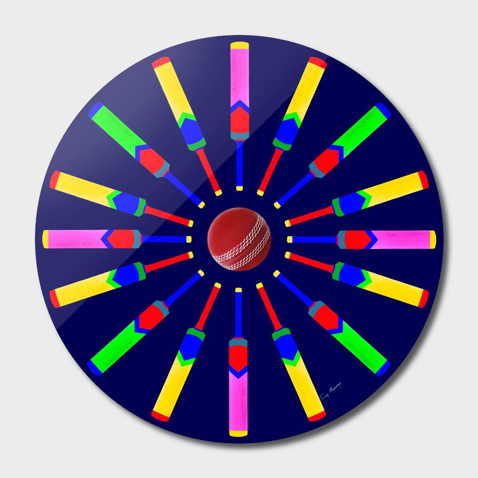 Sport of Cricket Design version 2