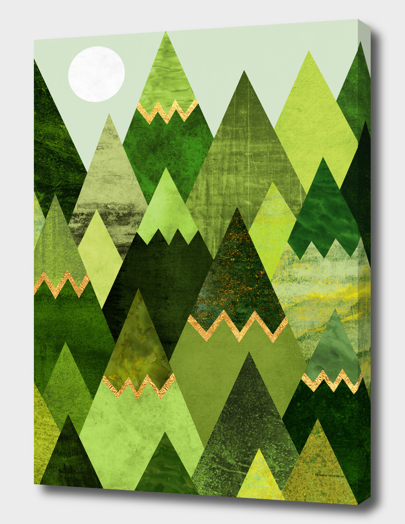 Forest Mountains