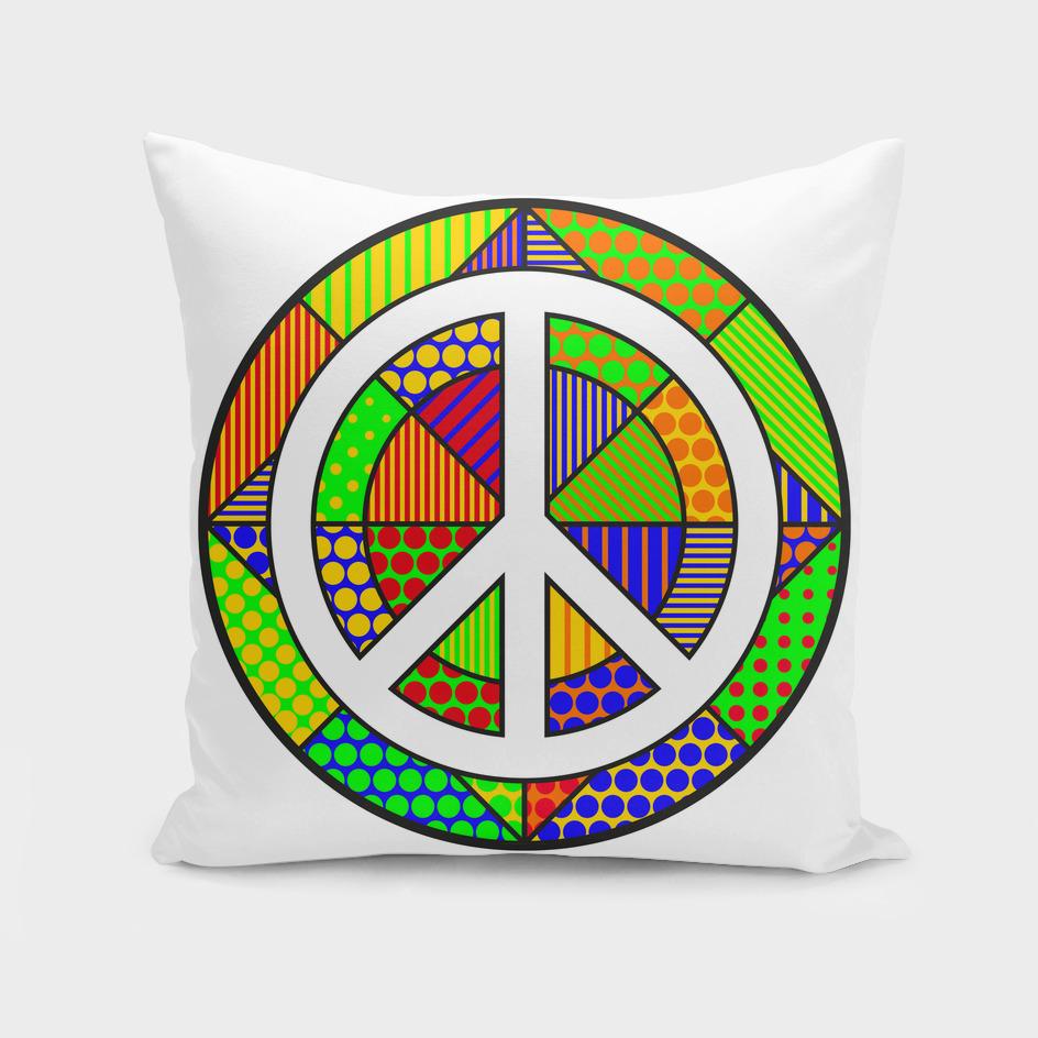 Peace #5 – PoP Art
