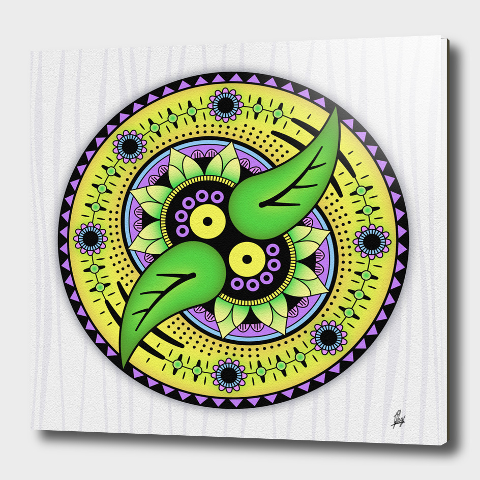Mandala Balancing