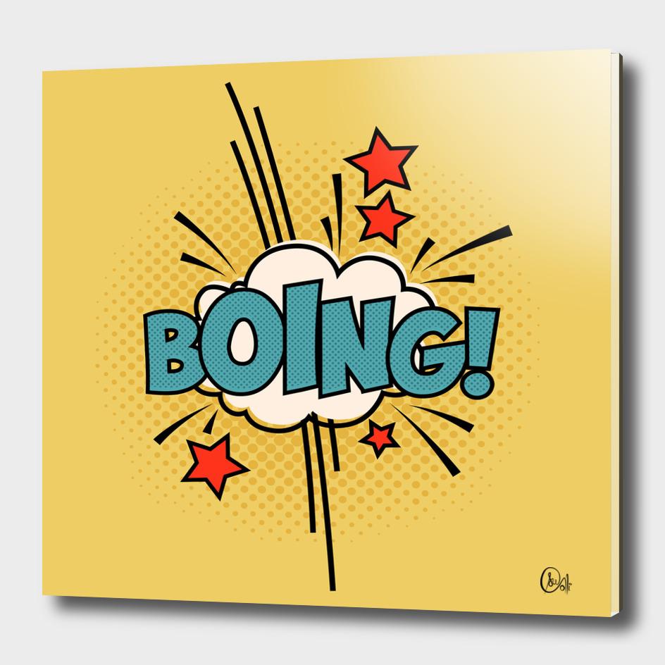 Boing !