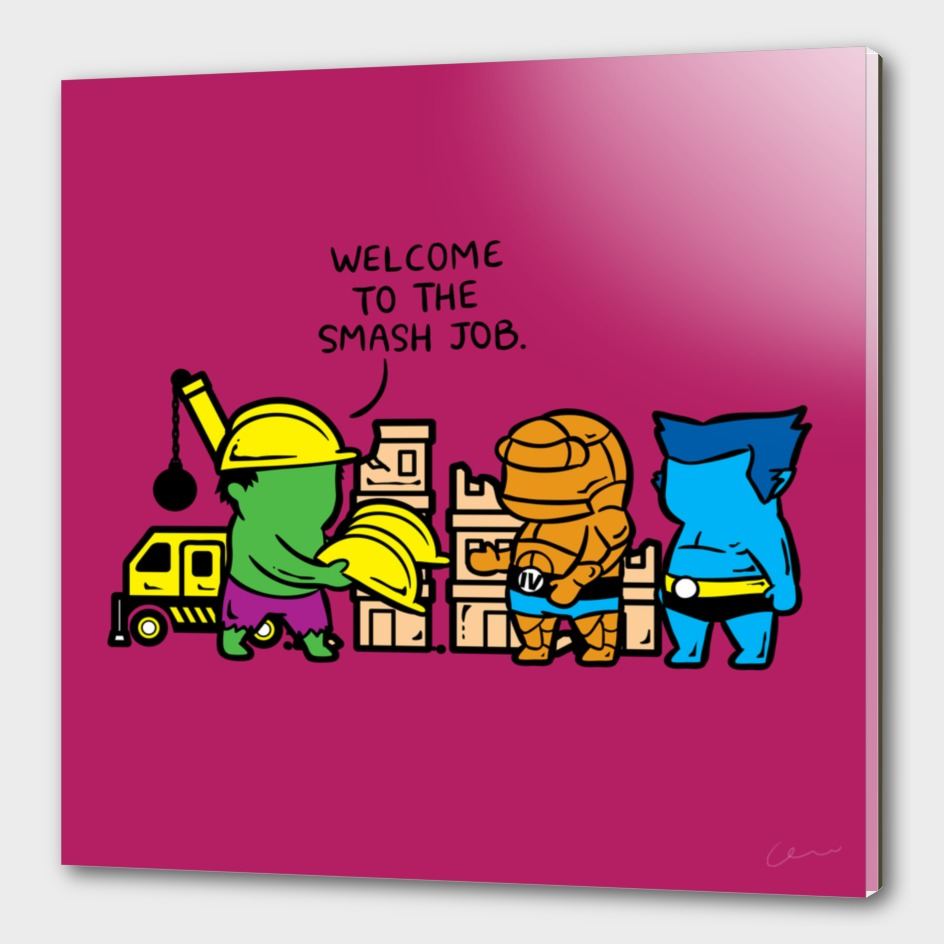 Part Time Job - Constructions