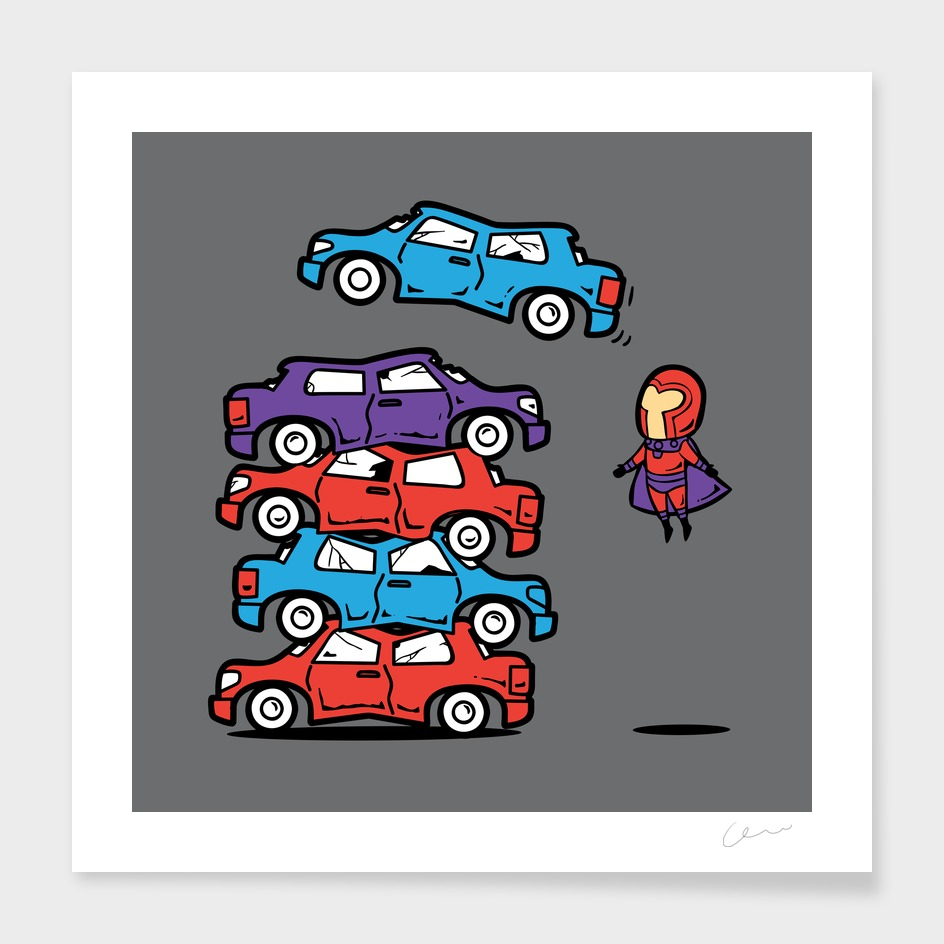 Part Time Job - Car Scrap Yard