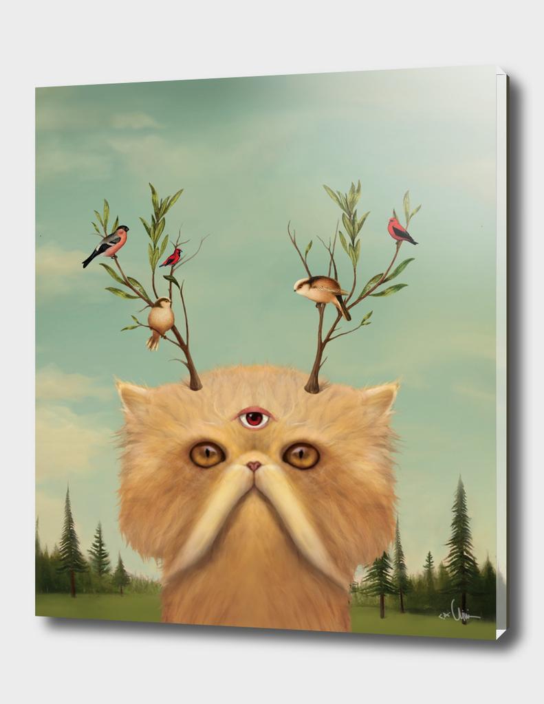 CAT DEITY
