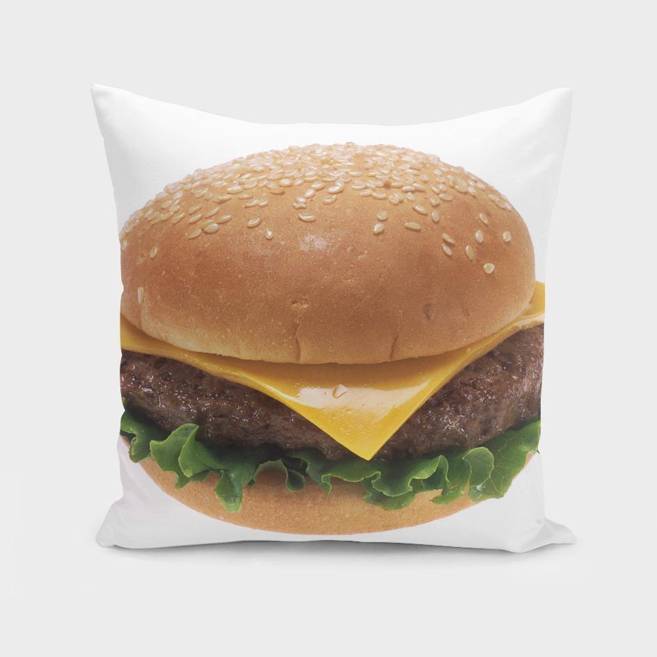 Cheeseburger Photograph